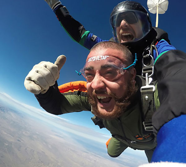 Tandem Skydiving Near Los Angeles | Jump With Skydive Taft
