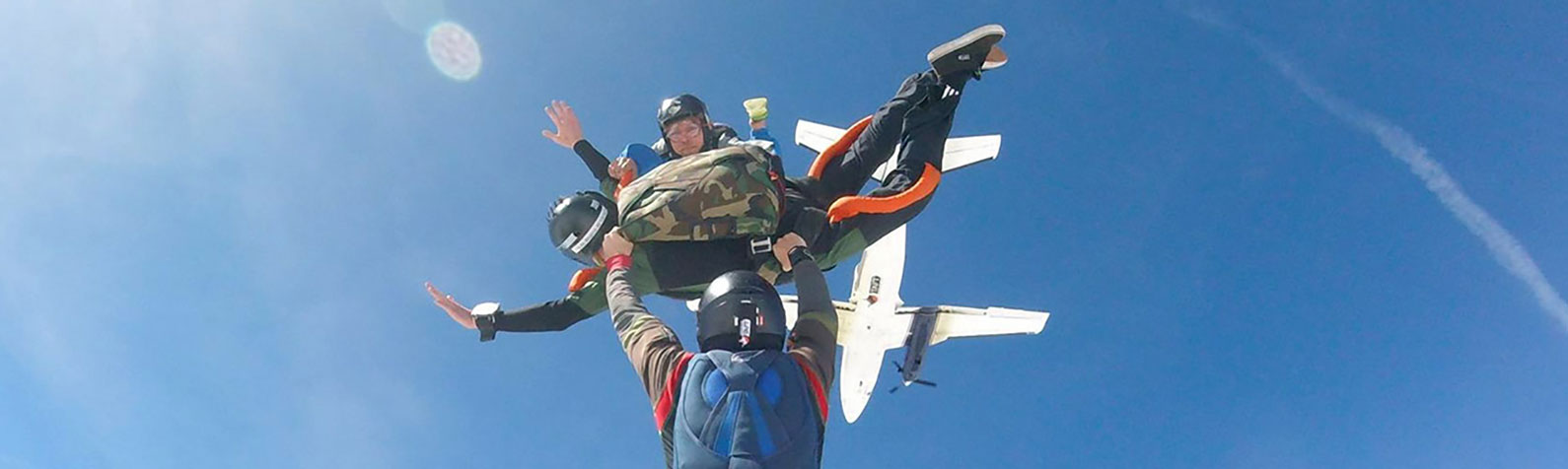 Courses Skydive Taft Los Angeles Skydiving California